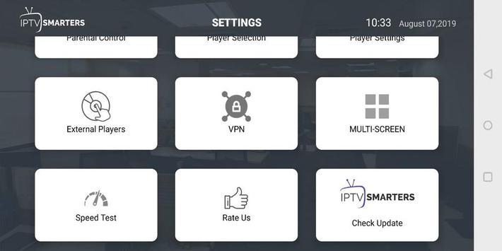 IPTV Smarters Pro 截图 4