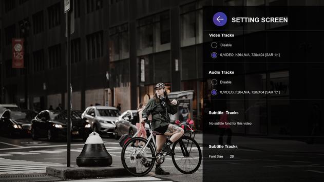 IPTV Smarters Pro تصوير الشاشة 5