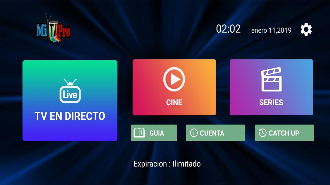 MI TV PRO for Android - APK Download