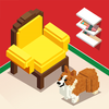MyPet House: home decor, decorate the animal house 圖標