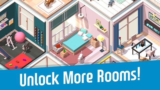 MyPet House: home decor, decorate the animal house 截圖 8
