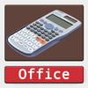 Algebra scientific calculator 991 ms plus 100 ms simgesi