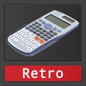 Natural mathematics display fx calculator 991 ms icon