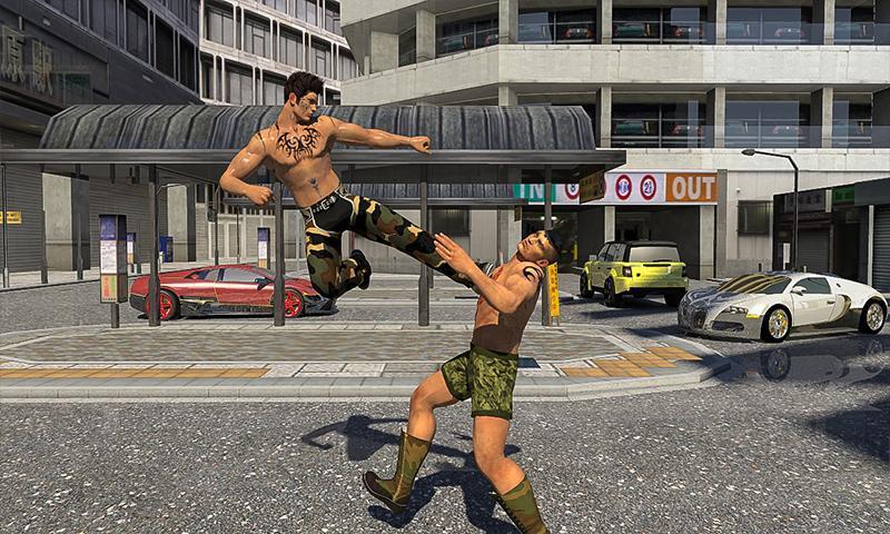 Superstars Wrestling Revolution 3d: Combat fights for