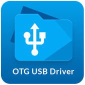 USB Driver for Android Mobile : USB OTG icon