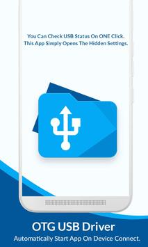 USB Driver for Android Mobile : USB OTG poster
