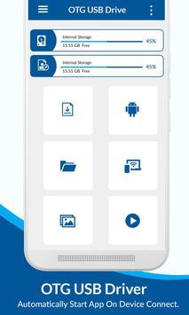 USB Driver for Android Mobile : USB OTG screenshot 1