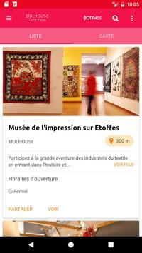 Mulhouse City Pass poster