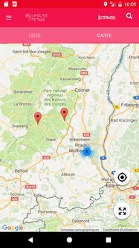 Mulhouse City Pass screenshot 1