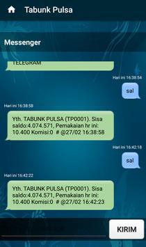 Tabunk Pulsa screenshot 4