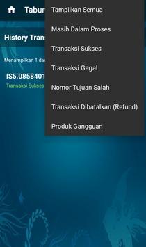 Tabunk Pulsa screenshot 6