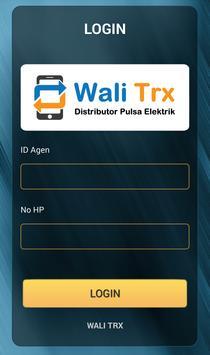 Wali Trx poster