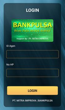 Bank Pulsa poster