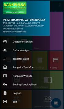 Bank Pulsa screenshot 2