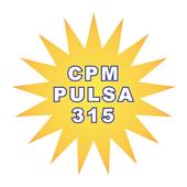 ikon CPM Pulsa