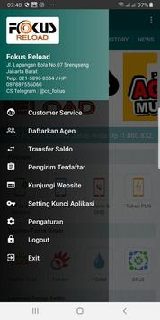 Fokus Pulsa screenshot 3