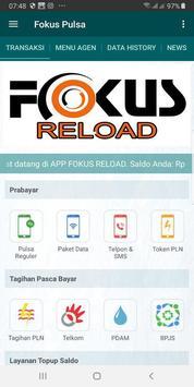 Fokus Pulsa screenshot 2