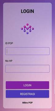 Mikropop - Agen Pulsa Nasional poster
