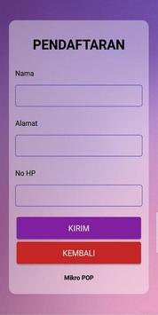 Mikropop - Agen Pulsa Nasional screenshot 6