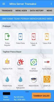 Mitra Server Transaksi screenshot 3