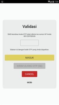 Mobi - Bisnis Pulsa & Bayar Tagihan Termurah Ekran Görüntüsü 1