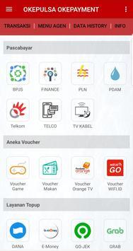 AGEN KUOTA | AGEN PULSA | OKEPULSA OKEPAYMENT screenshot 1