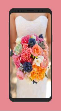 The most beautiful bouquet of roses poster