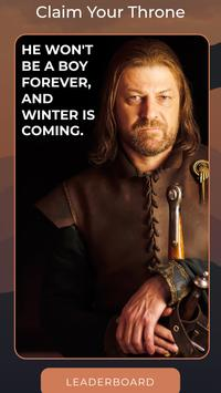 Fan Trivia - Game of Thrones poster