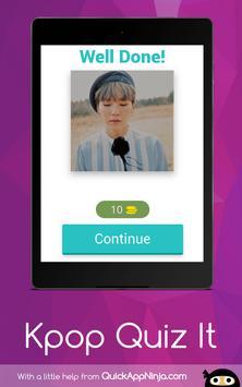 Kpop Idol Quiz : 2019 Guess screenshot 13