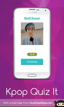 Kpop Idol Quiz : 2019 Guess screenshot 1