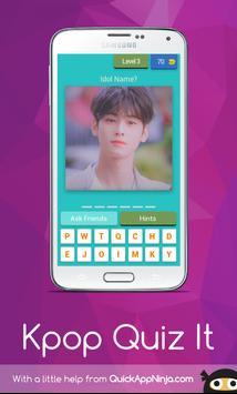 Kpop Idol Quiz : 2019 Guess screenshot 3