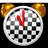 2018 Formula Calendar Alarm Widget icon