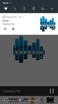 Express FM screenshot 1