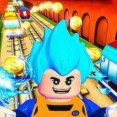 MiniFigure Rush: Ultimate Mega Warrior icon