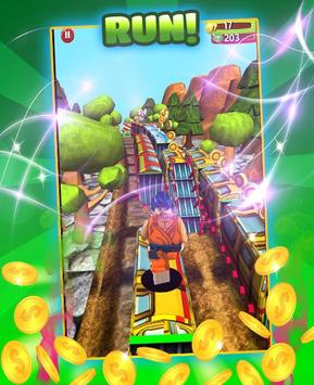 MiniFigure Rush: Ultimate Mega Warrior screenshot 2