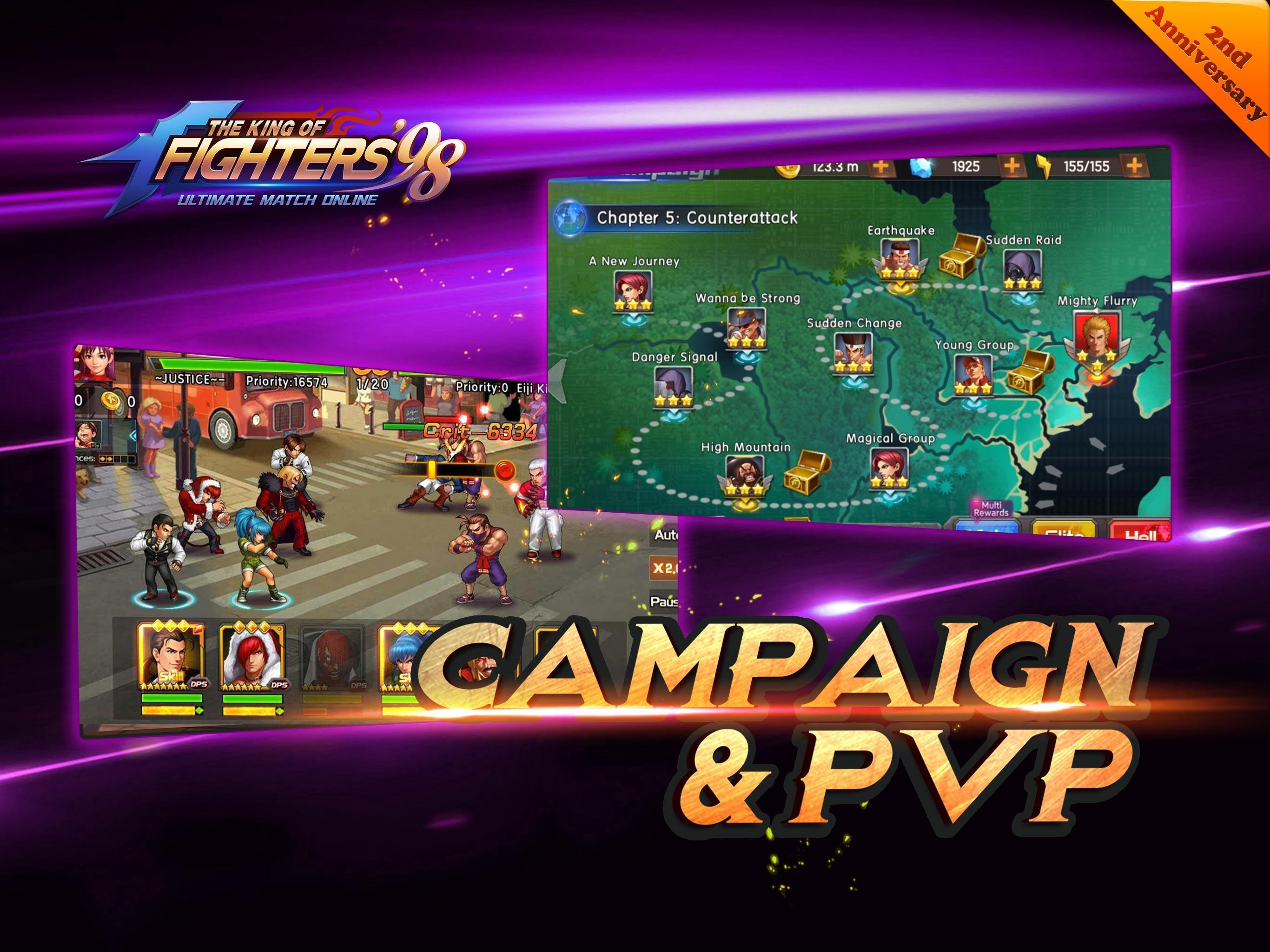 KOF'98 UM OL for Android - APK Download