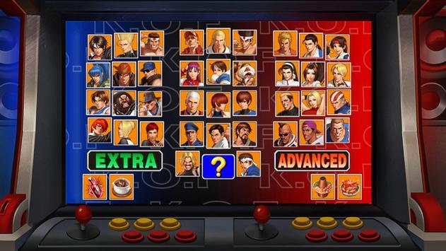 KOF'98 UM OL स्क्रीनशॉट 5