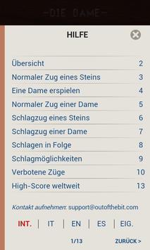 Dame - Klassische Brettspiele Screenshot 5