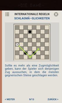 Dame - Klassische Brettspiele Screenshot 6