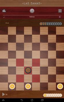 Damas, Juegos de mesa clásicos captura de pantalla 15