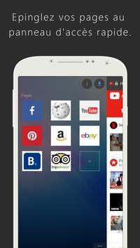 Surfy Browser capture d'écran 3