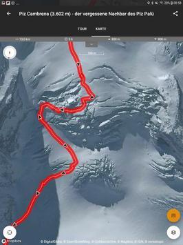 alpenvereinaktiv スクリーンショット 12
