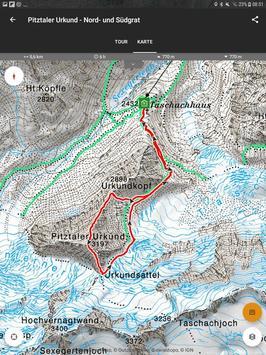 alpenvereinaktiv スクリーンショット 5