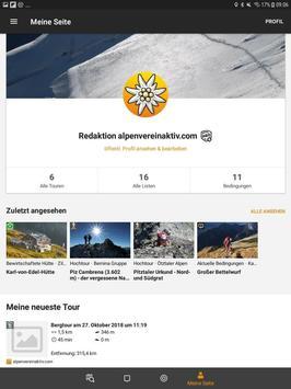 alpenvereinaktiv スクリーンショット 8