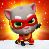 Talking Tom Hero Dash أيقونة