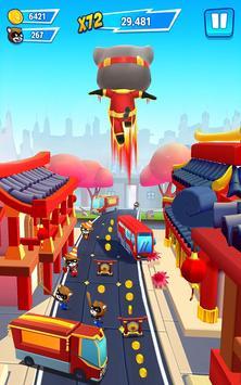 Talking Tom Hero Dash screenshot 16