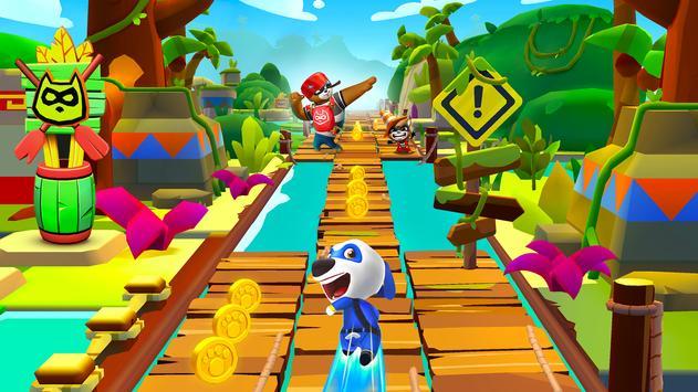 Talking Tom Hero Dash screenshot 19