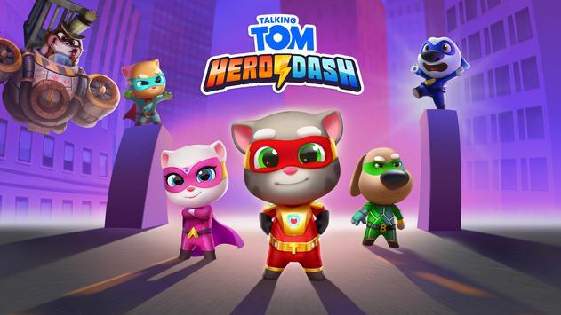 Talking Tom Hero Dash スクリーンショット 6