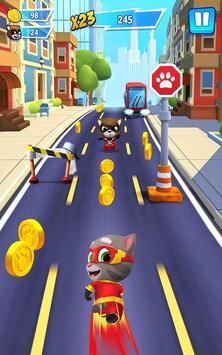 Talking Tom Hero Dash screenshot 8