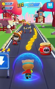 Talking Tom Hero Dash screenshot 9